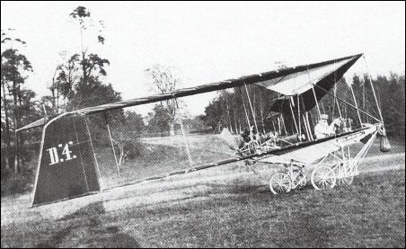 Dunne D.4