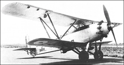 Handley Page H.P.34 Hare