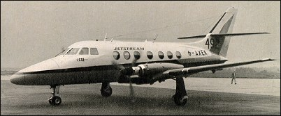 British Aerospace (Handley Page H.P.137) Jetstream