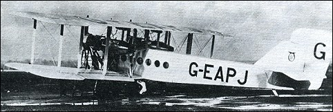 Handley Page W.8