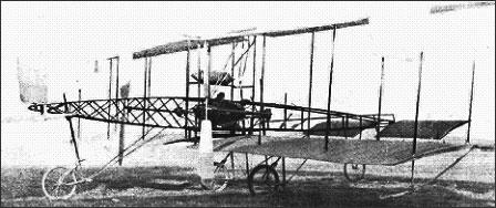 De Havilland Biplane 1