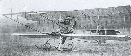 De Havilland Biplane 2
