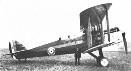 De Havilland D.H.14 Okapi