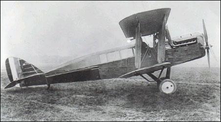 De Havilland D.H.16