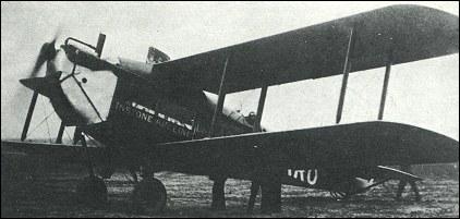 De Havilland D.H.18