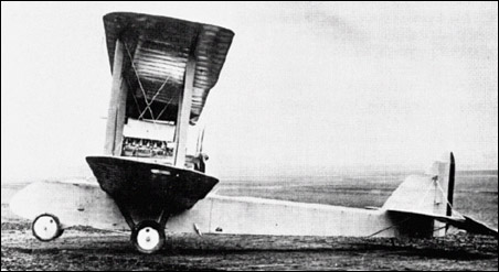 De Havilland (Airco) D.H.3