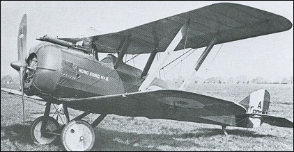 De Havilland (Airco) D.H.6