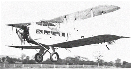 De Havilland D.H.61 Giant Moth