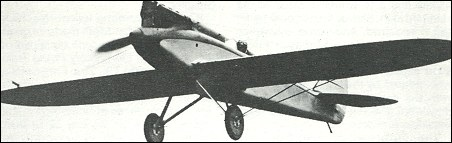 De Havilland D.H.71 Tiger Moth