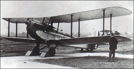 De Havilland D.H.65 Hound