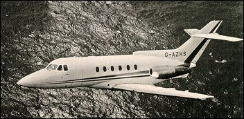 De Havilland DH.125 / Hawker Siddeley HS.125 / BAe 125
