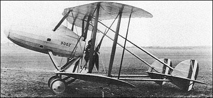 Pemberton-Billing P.B.25 Scout