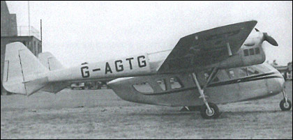 Portsmouth Aerocar Major