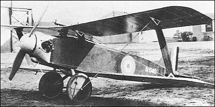 Port Victoria P.V.8 Eastchurch Kitten