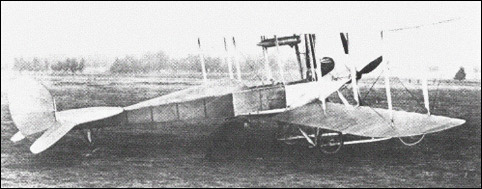 Royal Aircraft Factory B.E.1