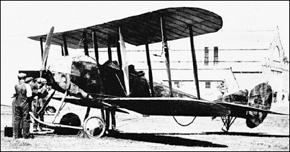 Royal Flying Corps BE8a