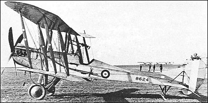 Royal Aircraft Factory F.E.6