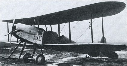 Royal Aircraft Factory R.E.5