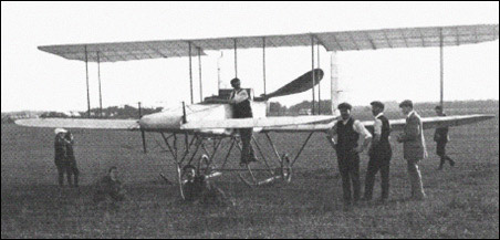 Royal Aircraft Factory S.E.1