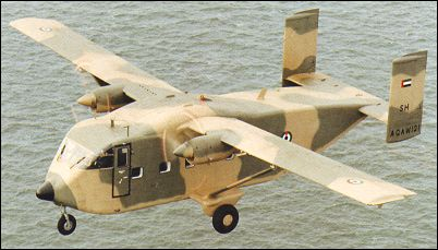 Short SC.7 Skyvan - light transport