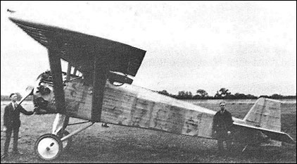 Vickers 121 Wibault Scout