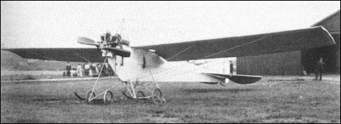 Vickers Monoplane No.1