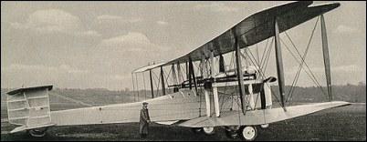 Vickers F.B.27 Vimy
