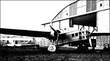 Bloch M.B.200 prototype without nose turret