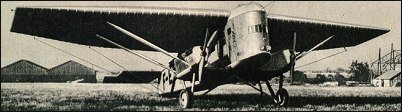 Farman F.121 Jabiru