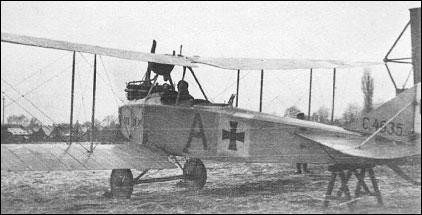 Albatros C III -