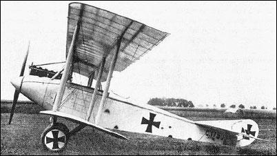 Aviatik C.III
