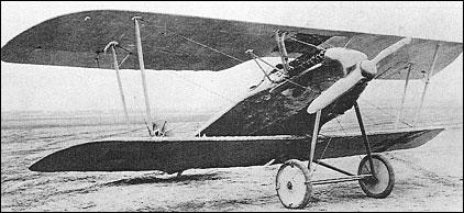 Aviatik D III