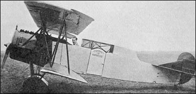 Fokker C.II America