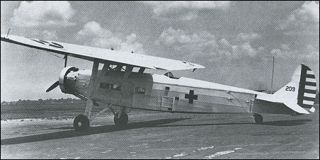 Fokker Y1C-15 (army version of F.14)