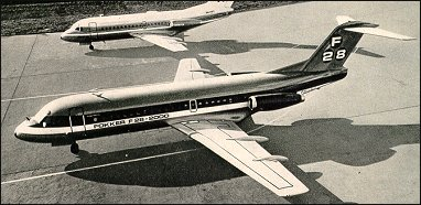 Fokker F.28 Fellowship