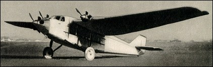 Tupolev ANT-9 / PS-9