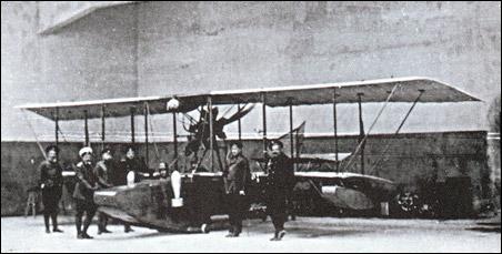 Grigorovich M-1