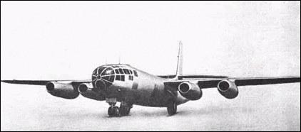 Ilyushin Il 22 Bomber