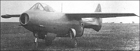 La-150 (second prototype)