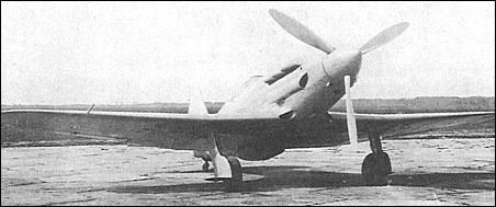 Données techniques Mig-1