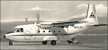 CASA C-212 Aviocar - transport, passenger