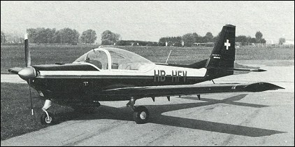 FWA AS 202 Bravo / AS 32T Turbo Trainer