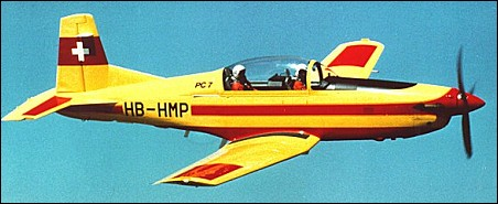 Pilatus PC-7 Turbo-Trainer