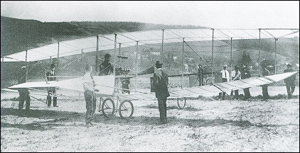AEA Aerodrome No.2 White Wing