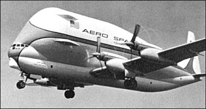 Aero Spacelines 377SG Super Guppy