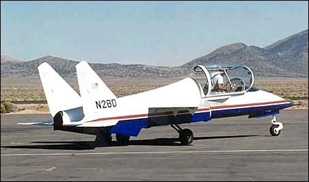 Bede jet aircraft