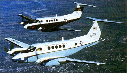 Beech Model 200 Super King Air / C-12