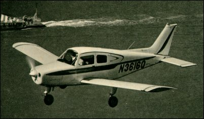 Beech Model 23 Musketeer
