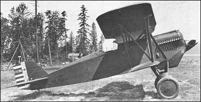 Boeing Model 15 / PW-9 / FB