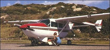 Cessna Model 336 / 337 Skymaster / O-2 - six-seat cabin
